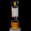 Manuel Halı Yıkama, Zemin Fırçalama ve Cilalama Makinası RCF400