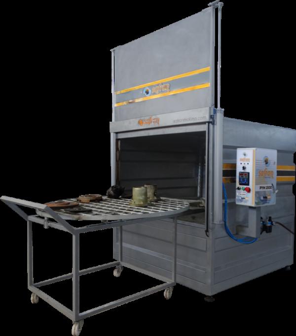 Sanayi Tip Parça Yıkama Makinası PYM1500