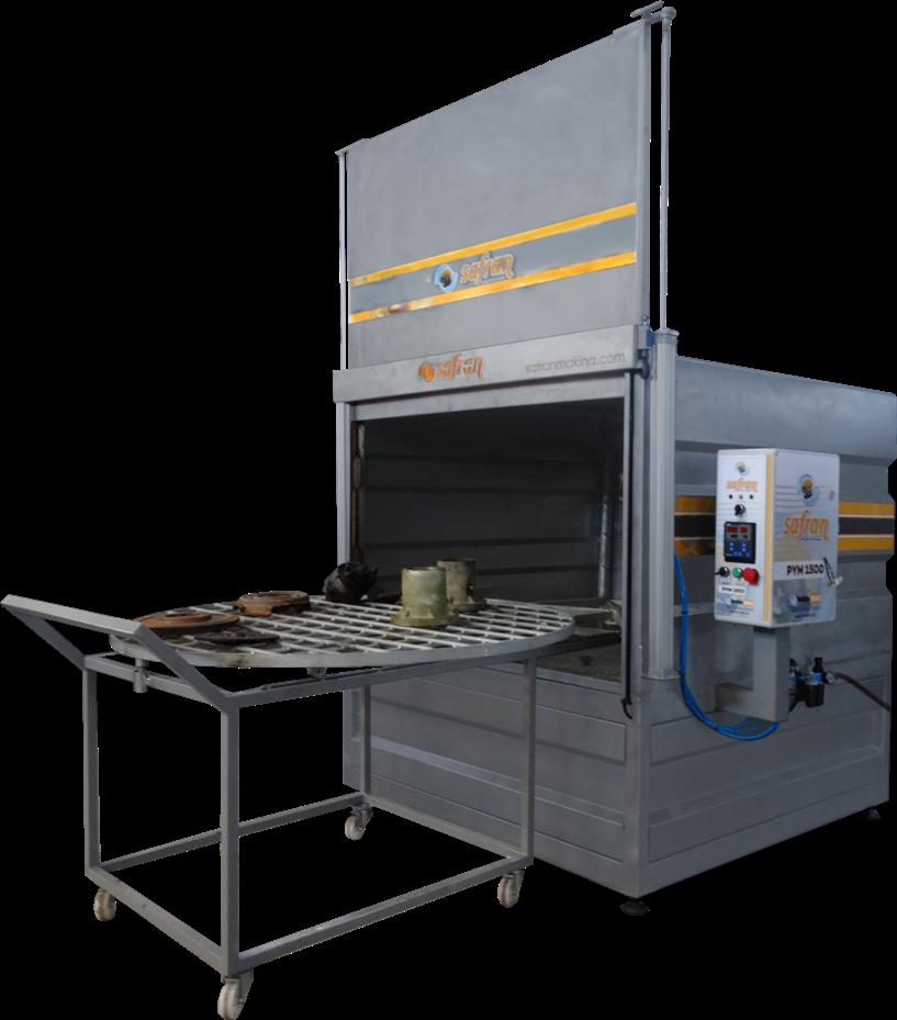 Industrial Spare Part Washing Machine