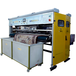 Table Type Fully Automatic Carpet Washing Machine CTC2500G6