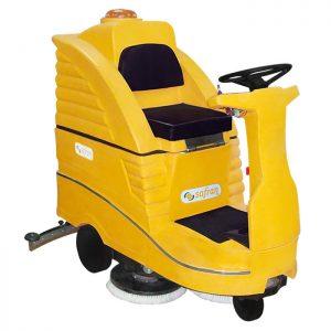 Zemin Temizleme Makinası B12001 (Binicili)